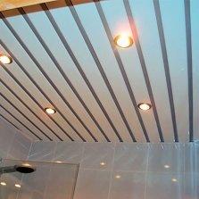 Реечные потолки, потолки из гипсокартона или натяжные? Что выбрать?