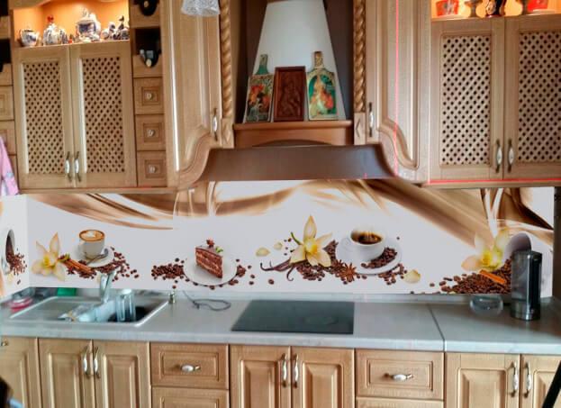 Создание эскиза кухонного фартука