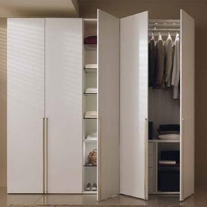 Тип дверей шкафа-купе